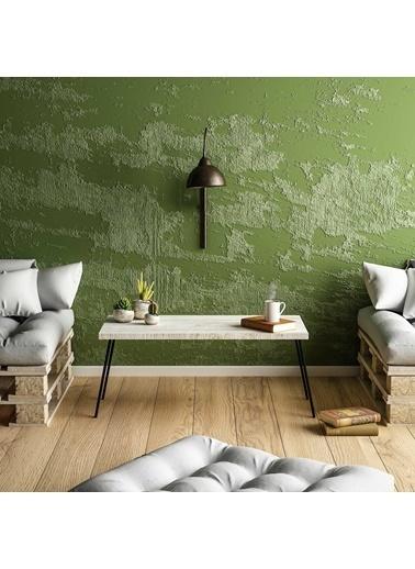 222 Concept Masif Ağaç Beyaz Renk 100x50 cm Orta Sehpa CPT2834-100 Beyaz